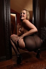 Alexis Texas In Black Lingerie
