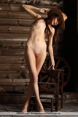Nude Cowgirl - 01