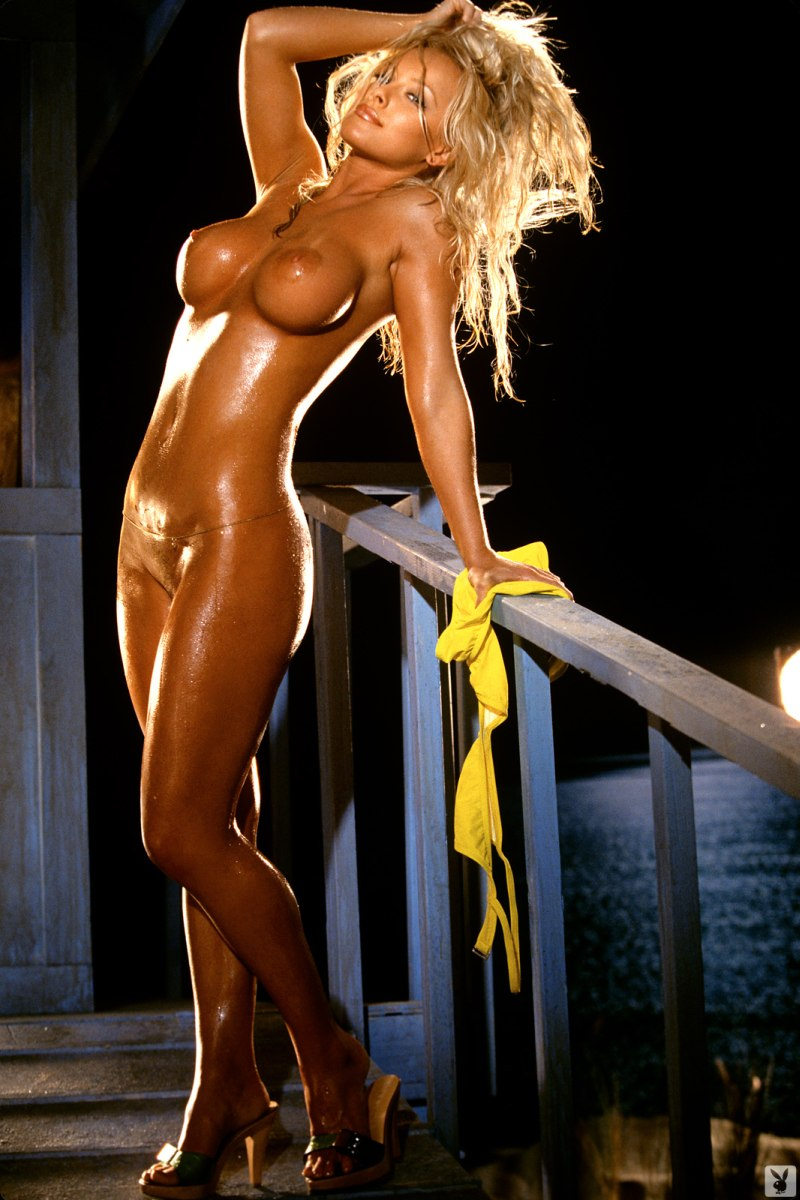 Nude Jaime Bergman 68