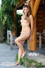 Mona is nude - 13