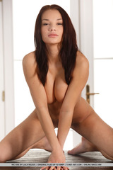 Nici Dee Takes Off Her Lingerie