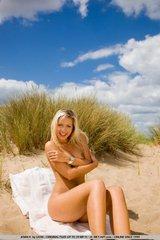 Jenni nude outdoors