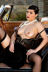 Valentina Nappi In Black Lace