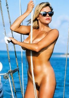 Playboy Sea Legs