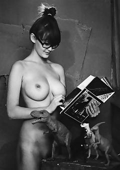 Topless Teacher