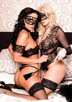Playboy Lesbians